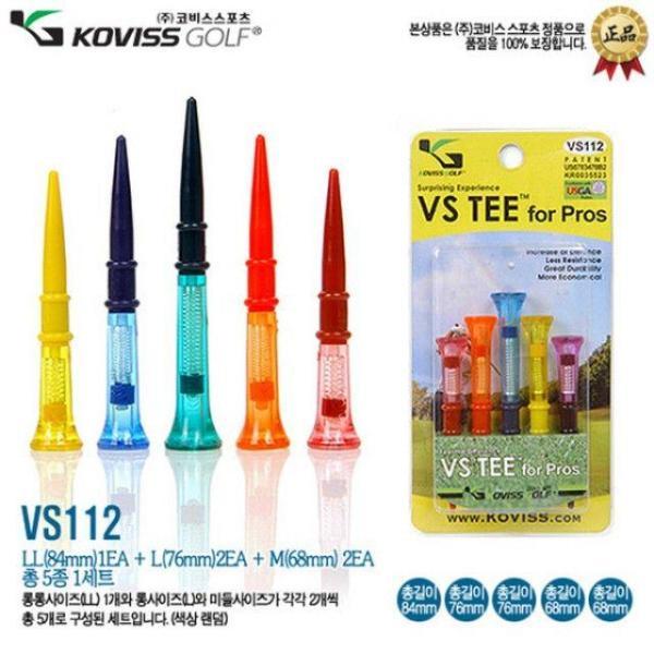프로티 PRO TEE-VS112(색상랜덤) 골프티 골프티2종 상품이미지