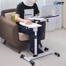 OMT 이동식 거실 침대 사이드 테이블 책상 ONA-402