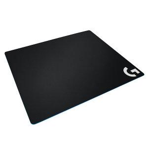 로지텍 G640 r 라지 크로스 게이밍 마우스 패드