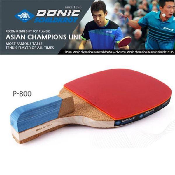도닉 ASIAN CHAMPIONS LINE 800 펜홀더 탁구라켓 1 상품이미지