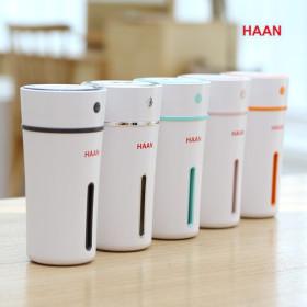 Tumbler/Mini Humidifier/HTM-300C/Car/USB/LED/Pink