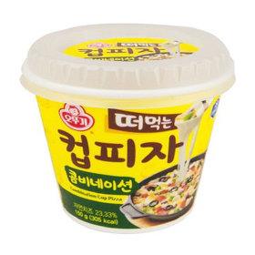 오뚜기_떠먹는컵피자콤비네이션_150g