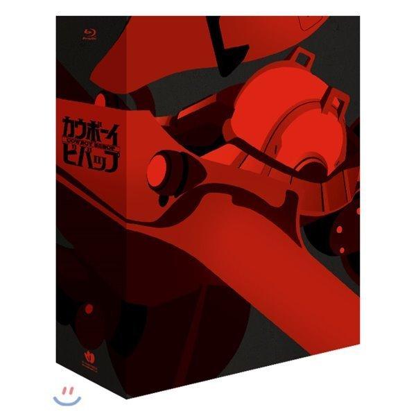 카우보이 비밥 TV시리즈 FE 우리말 더빙포함 파이널 에디션 (7Disc) : 블루레이   원작 : 야다테 하지메 상품이미지