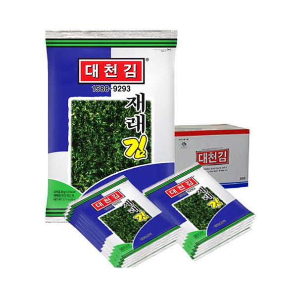 대천김 재래김 10봉/본사직송/본사직영 상품이미지