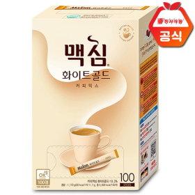 맥심 화이트 골드 커피믹스 100T /커피/모카골드