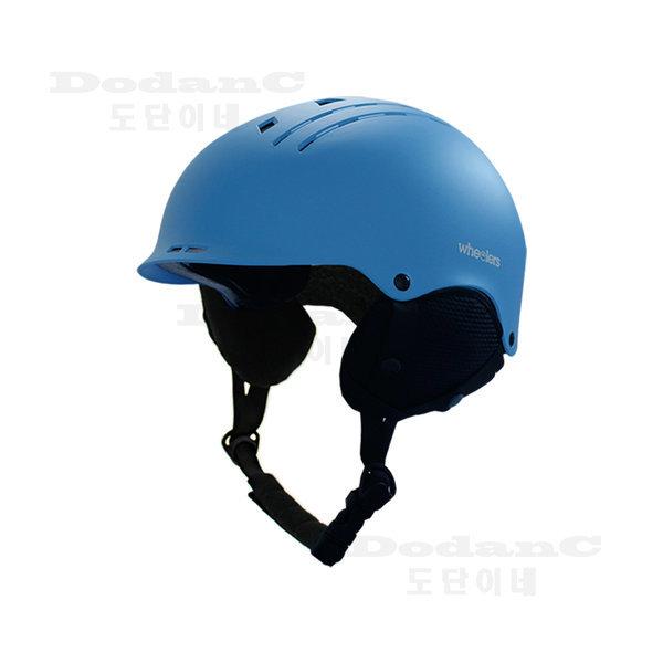 스키 스노우보드헬멧 보드헬멧 안전모 WH-100 블루 상품이미지