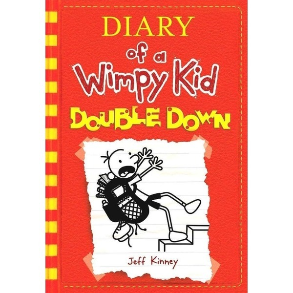 Diary of a Wimpy Kid  11: Double Down 상품이미지