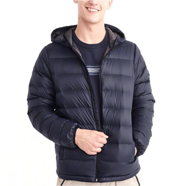 (AK몰)(아베크롬비)아베크롬비 초경량 다운 패딩 자켓 1245 200 네이비 Abercrombie 남녀공용 상품이미지