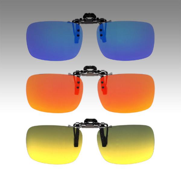 편광선글라스 안경착용자용 클립형 선글라스 상품이미지
