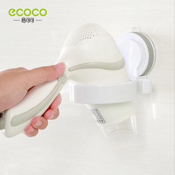 ecoco 드라이기 걸이(헤어 욕실 홀더 거치대 접착식) 상품이미지