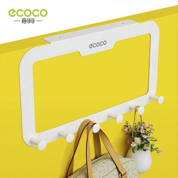 ecoco 도어훅(욕실 옷걸이 문걸이용 벽걸이 수건걸이) 상품이미지