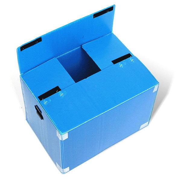 단프라박스AB형 자동박스(소) 이사박스/플라스틱/수납 상품이미지