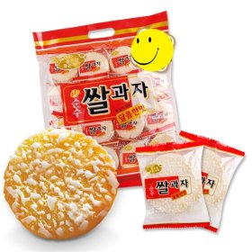 SOONSU Rice Cracker Sweet Flavor 300g More delicious with baked in the oven twice
