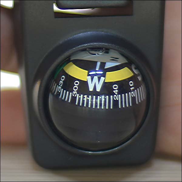 C398/차량용나침반수평기/나침반/수평기/차량기울기 상품이미지