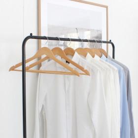 원목옷걸이20개 옷걸이 행거 수납 옷장정리 생활용품