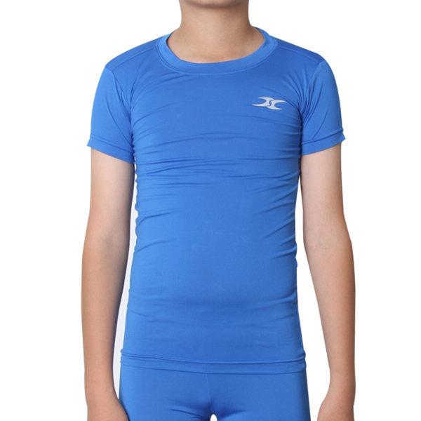 SK 아동용운동복 주니어반팔티 쫄티 이너웨어 스판티 상품이미지