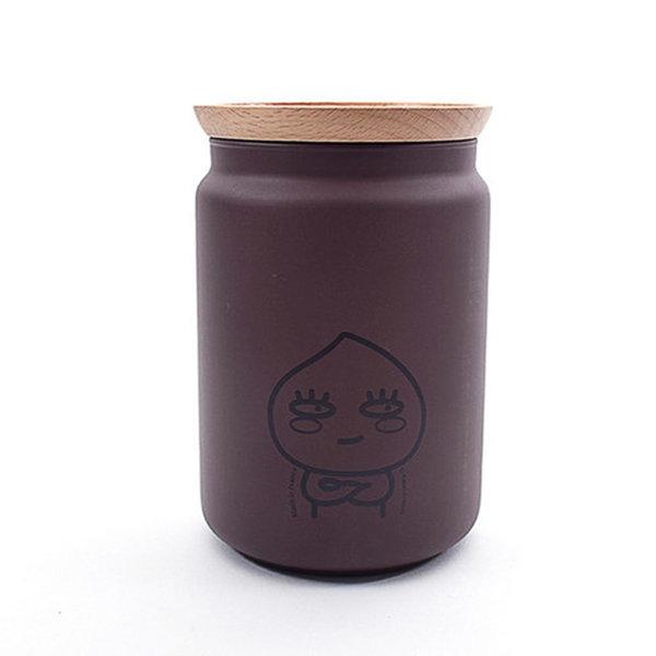 카카오프렌즈 메모 푸드자 (초코 어피치) / 반찬용기 상품이미지