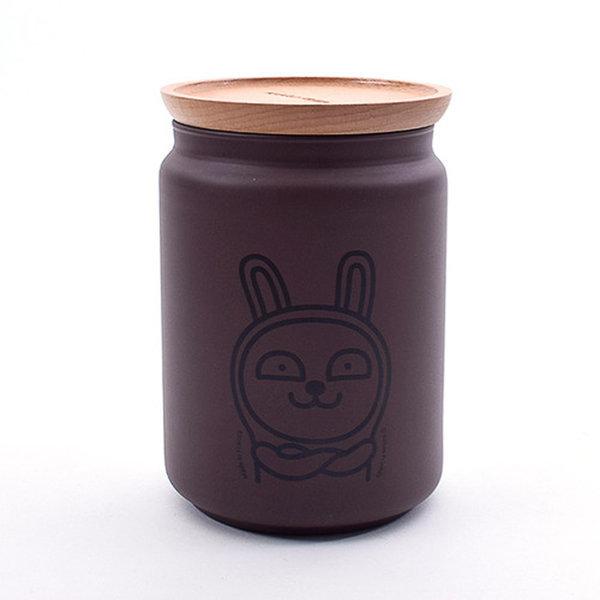 카카오프렌즈 메모 푸드자 (초코 무지)/주방용품 식기 상품이미지