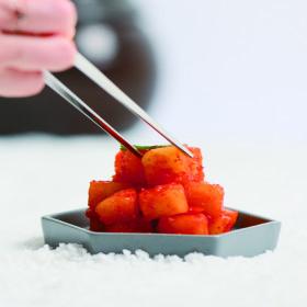 (국산) 아삭 톡톡 전라도 깍두기 김치  2kg