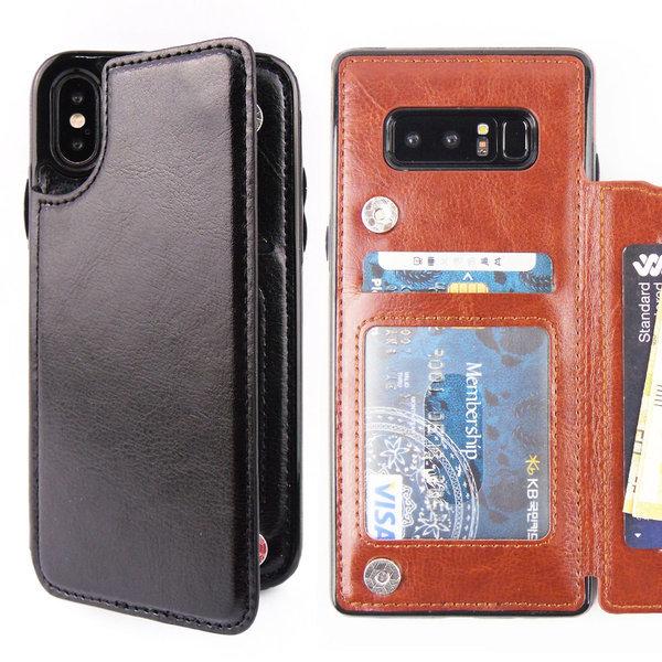 갤럭시S9 S8 S7 플러스 노트8 9 지갑 카드레더 케이스 상품이미지