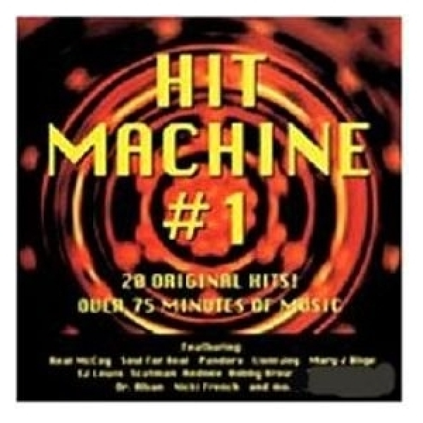 HIT MACHINE  1- 20ORIGINAL HITS  (미개봉CD) 상품이미지