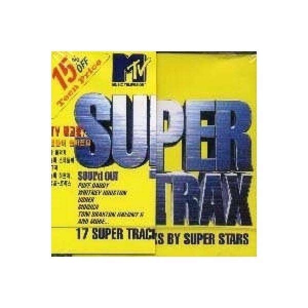 SUPERTRAX -모음집(미개봉CD) 상품이미지