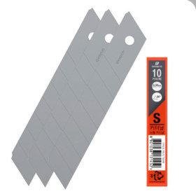 도루코 커터날S 소 9mm 낱개(10날입) CB-S 컷터날 A형