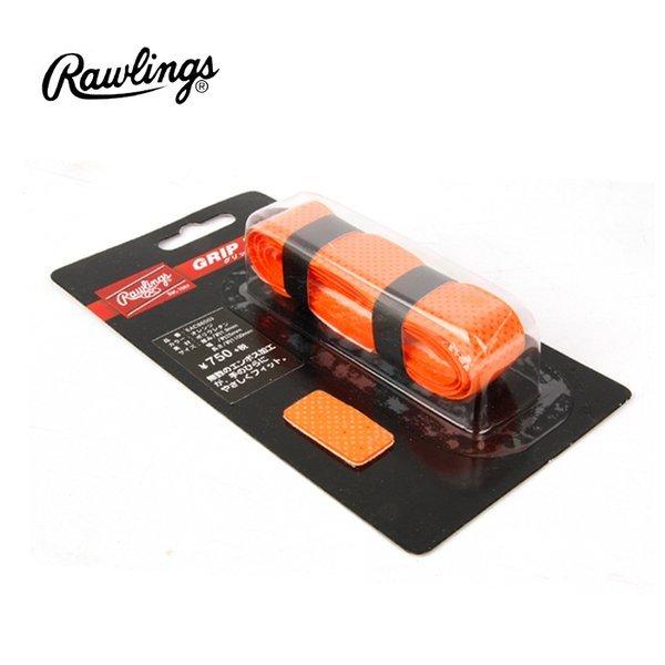 롤링스 야구배트 그립(EACB6S03) 오렌지 미끄럼 방지 상품이미지
