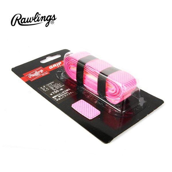 롤링스 야구배트 그립(EACB6S03) 핑크 미끄럼 방지 상품이미지