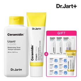 [Dr Jart+] Ceramidin Cream (50ml) + Liquid (150ml)