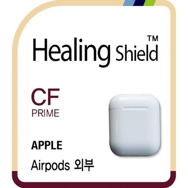 애플 에어팟 프라임 고광택 외부보호필름 세트 2매 상품이미지