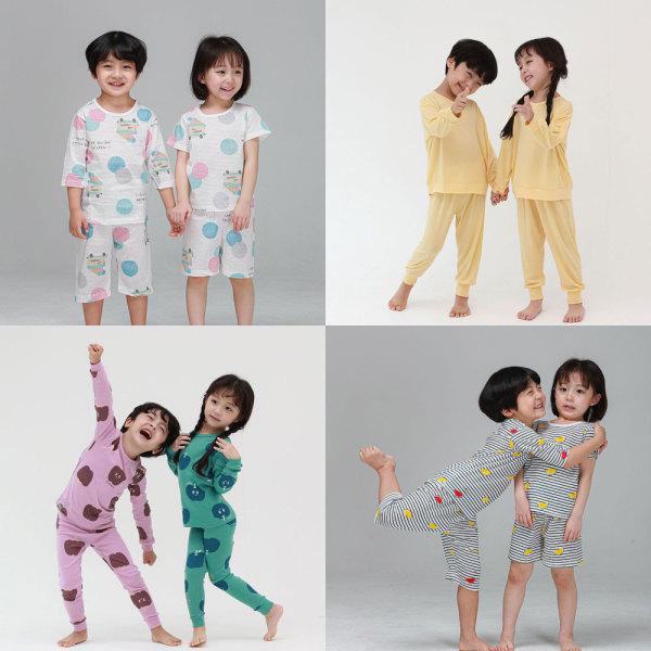 긴팔내의 가을신상/유아/아동/주니어/내복/잠옷 상품이미지