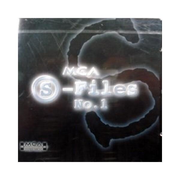 MCA S-Files No.1 (미개봉CD) 상품이미지