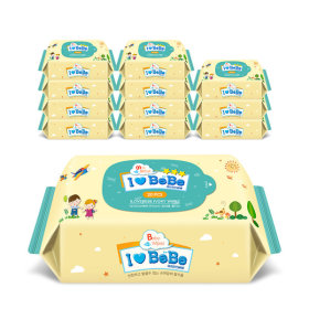 62gsm/Portable/Baby Wet Wipes/20X12