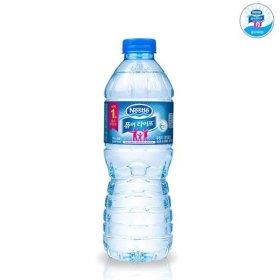 네슬레 퓨어라이프 생수 500mlx20펫/먹는샘물/물