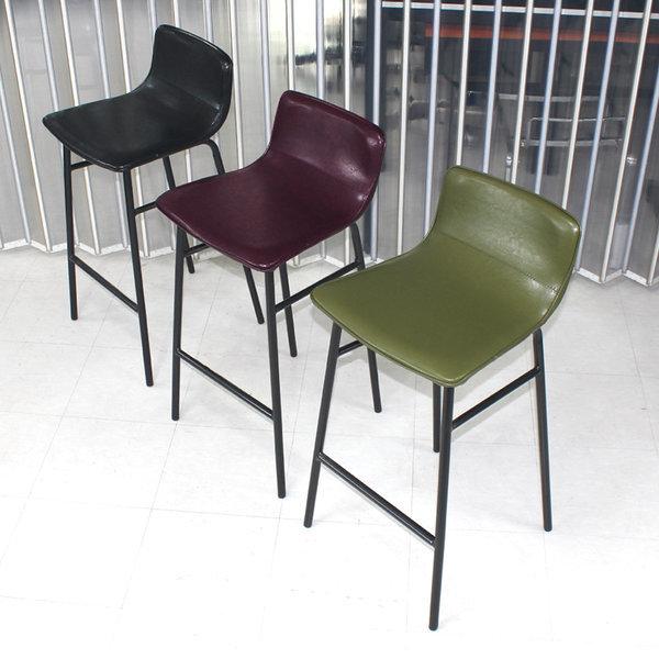 사계절공간연출 심플빠의자 빠텐의자 높은의자 상품이미지