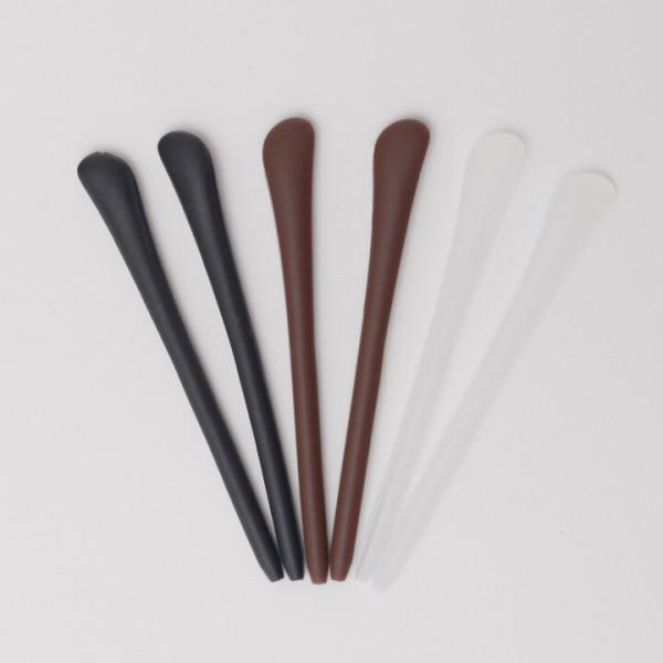 실리콘재질 롱타입 흘러내림 귀아픔방지 안경 귀고무 상품이미지