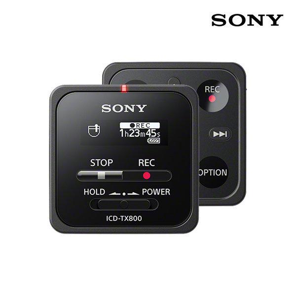 소니 초소형보이스레코더 ICD-TX800 16GB 원격/MP3 MS 상품이미지
