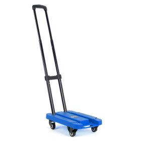 컬러 핸드카트 일반형 XLH-TC01(블루) 150kg적재/smile