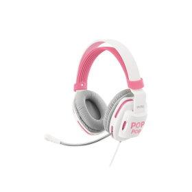 어린이 청력보호 헤드셋 엑토 BKS-74 키즈 핑크