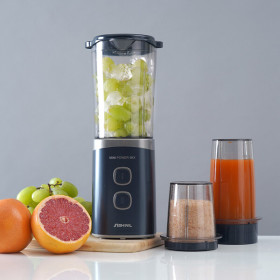 SHINIL Food processor multi blender SMX-700SKB 2 level button type