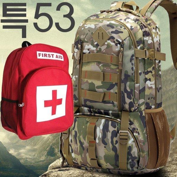 지진용품(53종)-피난가방 지진대비 전쟁대비 비상용품 상품이미지