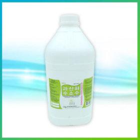 과산화수소-4리터(1통)//소독약 /H2O2/상처피부소독4L