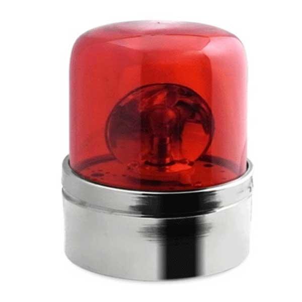 135파이/회전식경광등(부저)/경고등/비상등/안전등 상품이미지