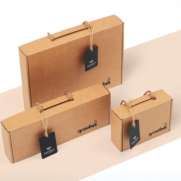 그루비 양말선물세트 4p / 추석 선물세트 남여선택 상품이미지