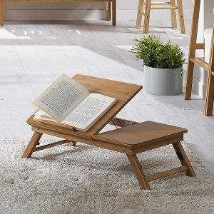[프리메이드]노트북테이블 좌식책상 접이식테이블 독서대 책상