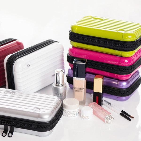 화장품파우치 크로스백 캐리어파우치 다용도 가방 상품이미지