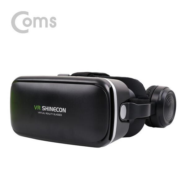 BB518  스마트폰 VR 헤드기어 헤드폰 일체형 상품이미지