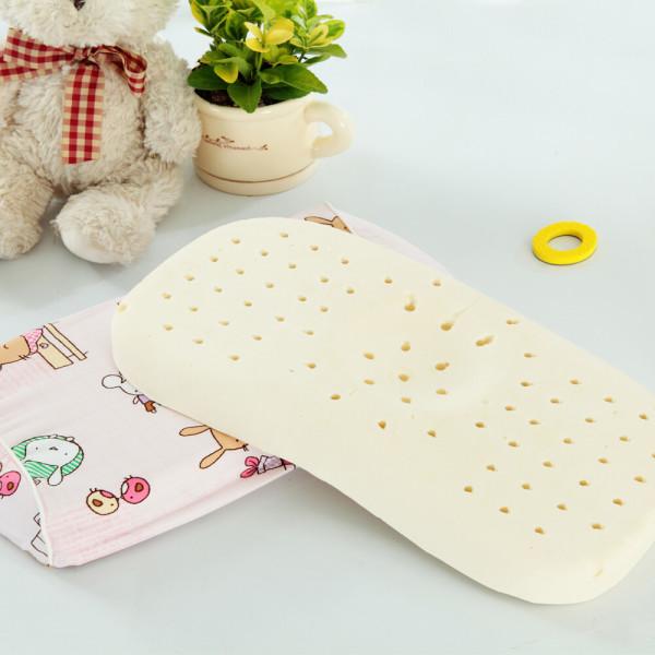 유아동 라텍스 베개 짱구 아기 어린이 베게 상품이미지