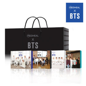 MEDIHEAL X BTS 4-edition special package